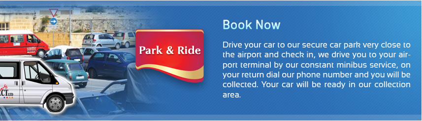 Park and Ride Service for heathrow
