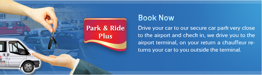 Park and Ride Plus service for heathrow